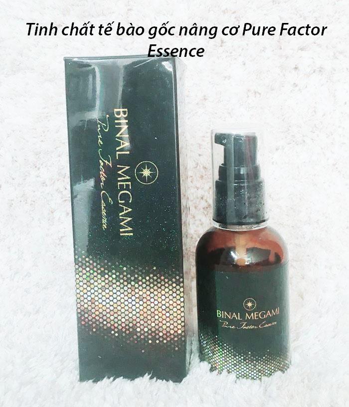 Tinh chất tế bào gốc nâng cơ Pure Factor Essence