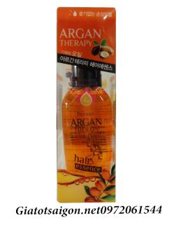 Tinh dầu ARGAN trị liệu và làm bóng tóc