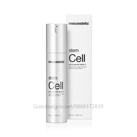 Kem tế bào gốc ActiveTM Growth Factor điều trị sẹo & trẻ hóa da