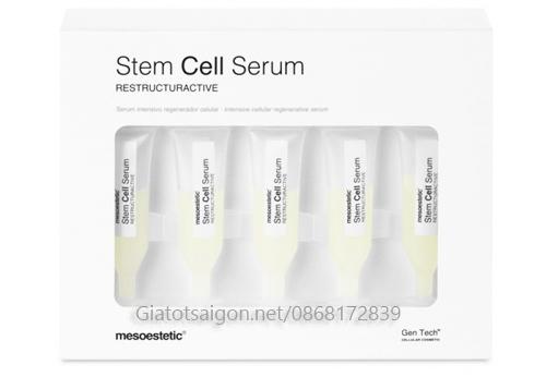Serum tế bào gốc RestructurActive điều trị sẹo- lão hóa & xóa nhăn