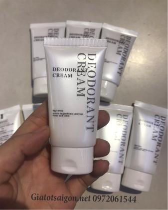 Deodorant Cream_Kem khử mùi vùng nách và bẹn