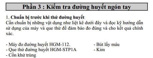 Hướng dẫn sử dụng máy đo huyết áp HGM-112 B7