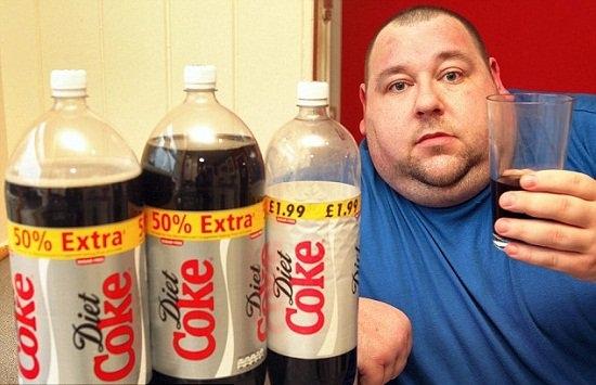 uống nước ngọt dễ bị bệnh tiểu đường