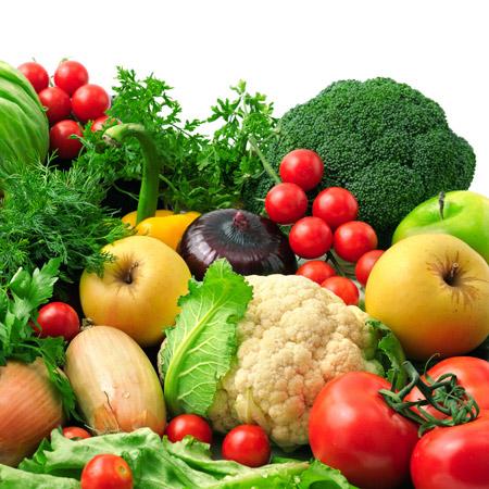 Dùng rau xanh trị cao huyết áp