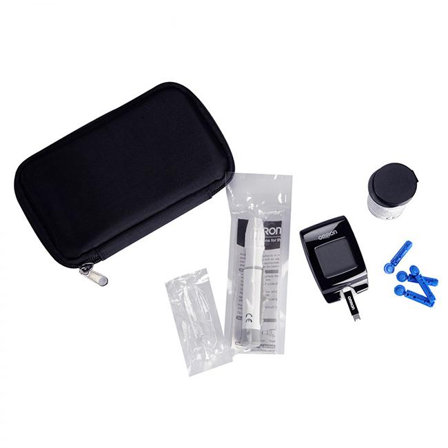 Hướng dẫn sử dụng máy đo đường huyết HGM-112