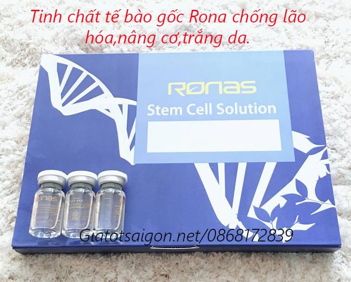 Tinh chất tế bào gốc Rona Chống lão hóa,Nâng cơ,Trắng da
